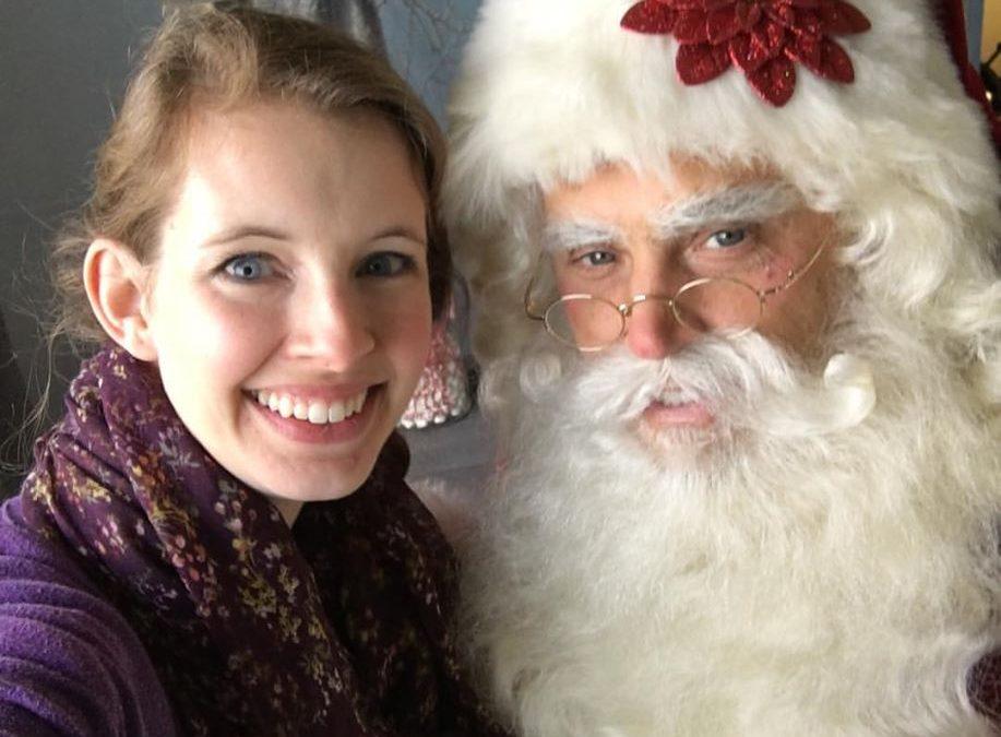 Santa Allen - Santa who loves children