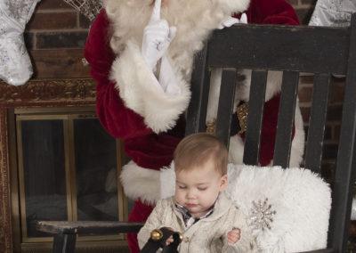 Santa Allen -Dallas Santa with Real Beard