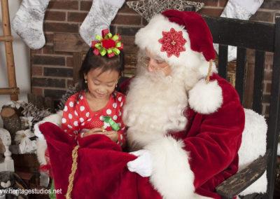 Santa Allen - Real Beard Santa for Hire in Dallas