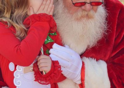 Santa Bob - adorable Santa Claus in Dallas