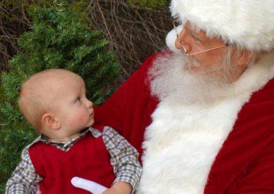 Santa David - charming Dallas Santa
