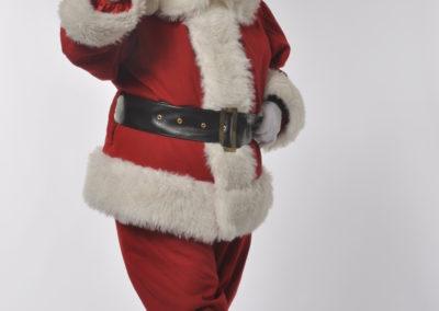 Santa Eugene - cute and photogenic Santa in DFW