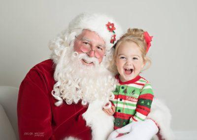 charming DFW Santa Henry