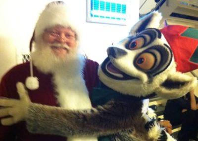 Santa Kelly Cruise Ship - Real Beard Santa for hire