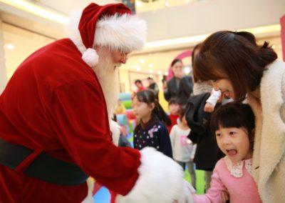 Santa Kelly Real Beard Santa in China
