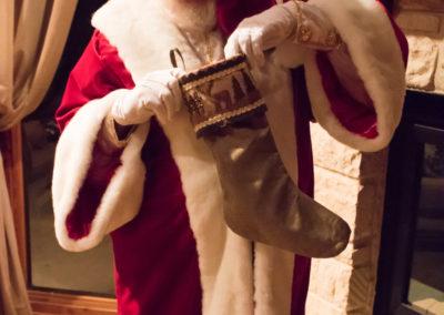 Santa Mike - traditional Santa Costume