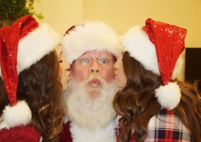 Santa Rick Real Beard Santa for hire