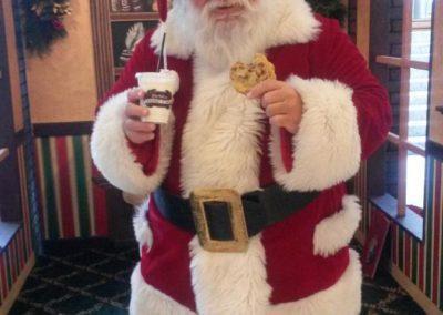 Santa Rick Real Bearded Santa for hire