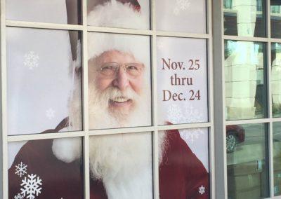 Santa Rob - popular mall santa