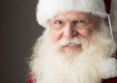 Santa Rob Real Bearded Santa
