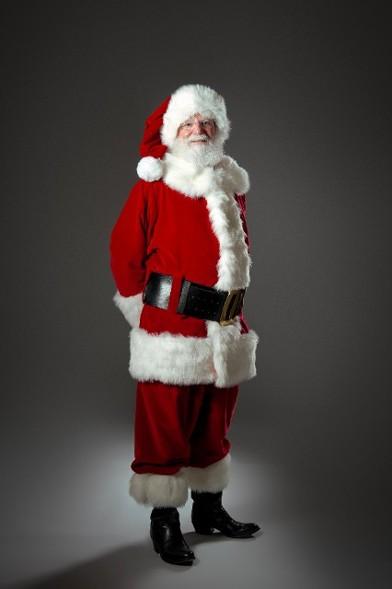 amazing Santa Vince in Colleyville Dallas TX