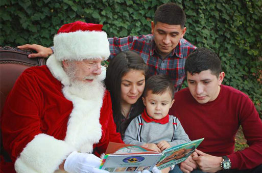 best DFW Santa Claus for children