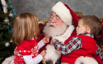 Who is the Best Santa Claus in DFW?