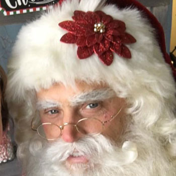 Santa Vince Hire Best Santa In DFW