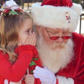 Santa Bob - Real Bearded Santa in Plano
