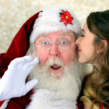 Santa Tom DFW Real Bearded Santa Claus